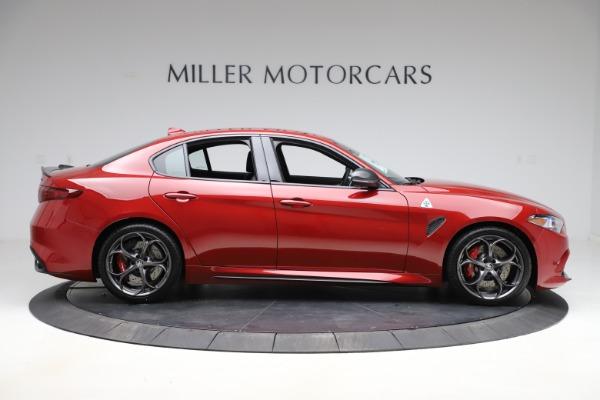 New 2020 Alfa Romeo Giulia Quadrifoglio for sale Sold at Pagani of Greenwich in Greenwich CT 06830 9