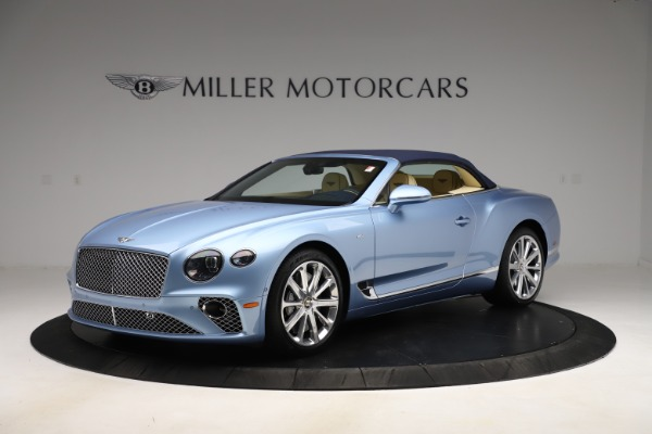 New 2020 Bentley Continental GTC V8 for sale Sold at Pagani of Greenwich in Greenwich CT 06830 10