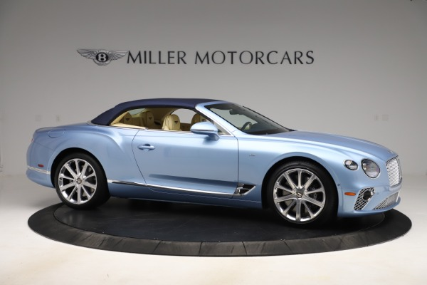 New 2020 Bentley Continental GTC V8 for sale Sold at Pagani of Greenwich in Greenwich CT 06830 18