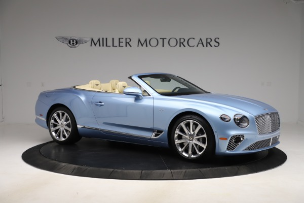 New 2020 Bentley Continental GTC V8 for sale Sold at Pagani of Greenwich in Greenwich CT 06830 7