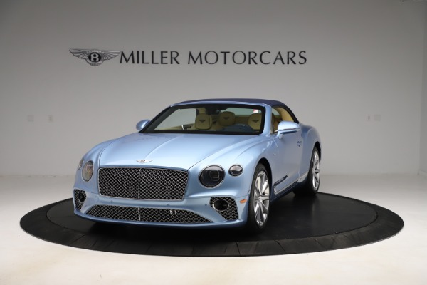 New 2020 Bentley Continental GTC V8 for sale Sold at Pagani of Greenwich in Greenwich CT 06830 9