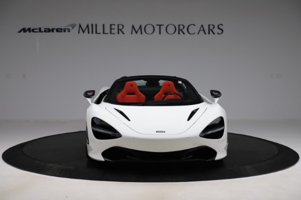 New 2020 McLaren 720S Spider Performance for sale $386,289 at Pagani of Greenwich in Greenwich CT 06830 11