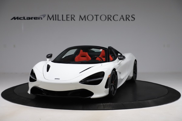 New 2020 McLaren 720S Spider Performance for sale Call for price at Pagani of Greenwich in Greenwich CT 06830 12