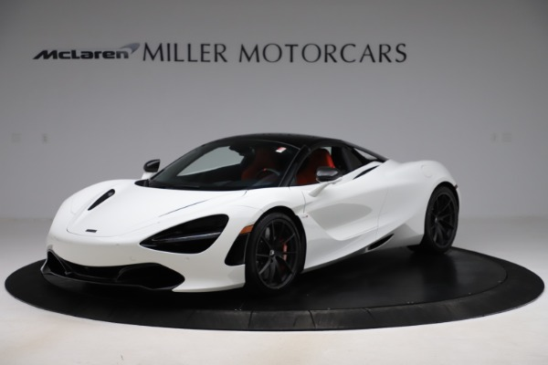 New 2020 McLaren 720S Spider Performance for sale Call for price at Pagani of Greenwich in Greenwich CT 06830 13