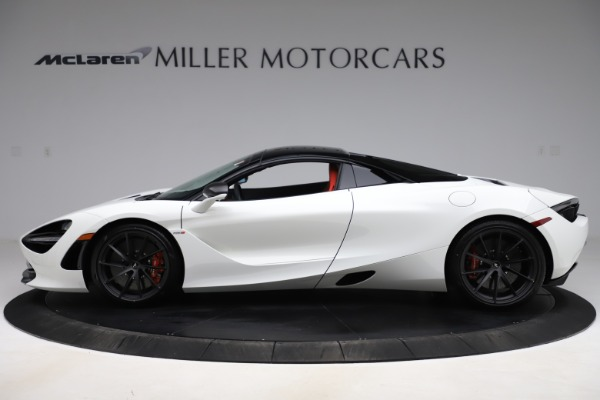 New 2020 McLaren 720S Spider Performance for sale $386,289 at Pagani of Greenwich in Greenwich CT 06830 14
