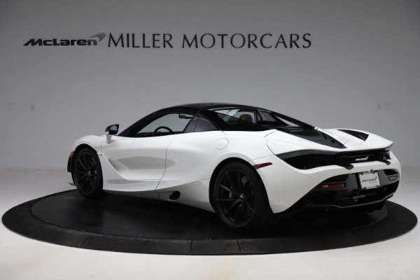 New 2020 McLaren 720S Spider Performance for sale Call for price at Pagani of Greenwich in Greenwich CT 06830 15