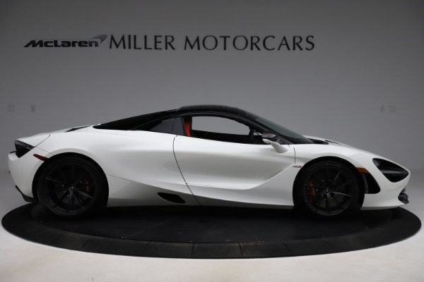 New 2020 McLaren 720S Spider Performance for sale Call for price at Pagani of Greenwich in Greenwich CT 06830 17