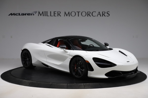 New 2020 McLaren 720S Spider Performance for sale Call for price at Pagani of Greenwich in Greenwich CT 06830 18