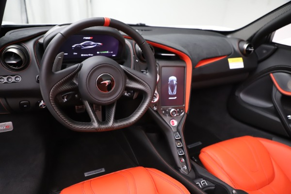New 2020 McLaren 720S Spider Performance for sale $386,289 at Pagani of Greenwich in Greenwich CT 06830 19