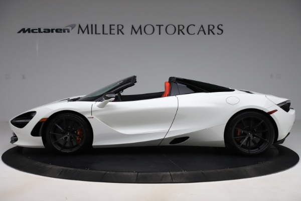 New 2020 McLaren 720S Spider Performance for sale $386,289 at Pagani of Greenwich in Greenwich CT 06830 2