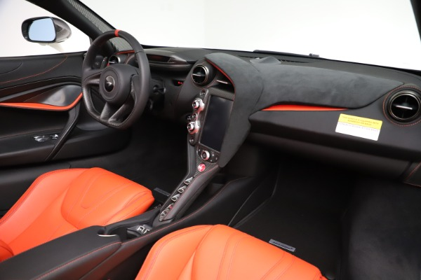 New 2020 McLaren 720S Spider Performance for sale Call for price at Pagani of Greenwich in Greenwich CT 06830 23