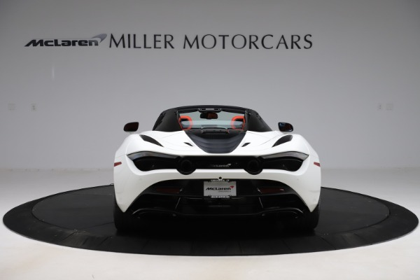 New 2020 McLaren 720S Spider Performance for sale Call for price at Pagani of Greenwich in Greenwich CT 06830 5