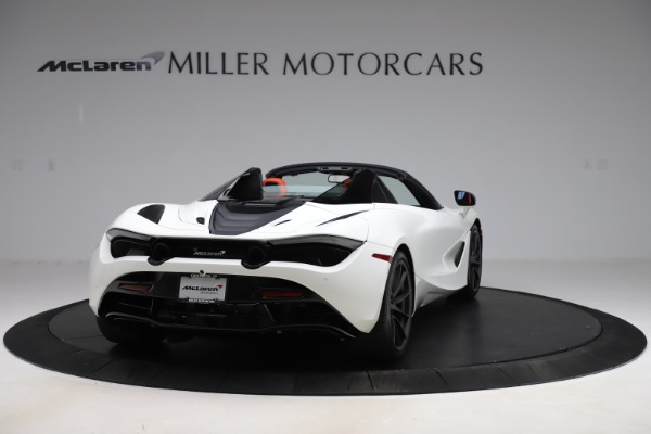 New 2020 McLaren 720S Spider Performance for sale $386,289 at Pagani of Greenwich in Greenwich CT 06830 6