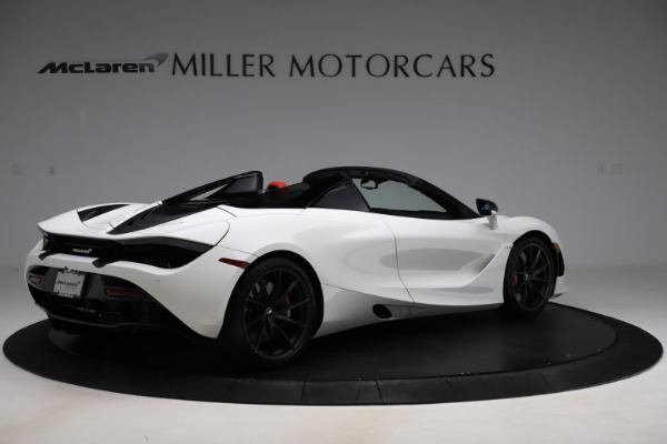 New 2020 McLaren 720S Spider Performance for sale $386,289 at Pagani of Greenwich in Greenwich CT 06830 7