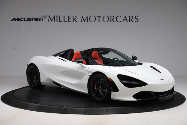 New 2020 McLaren 720S Spider Performance for sale Call for price at Pagani of Greenwich in Greenwich CT 06830 9