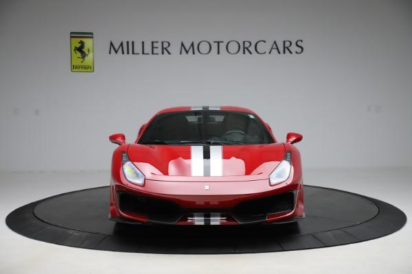 Used 2020 Ferrari 488 Pista for sale $469,900 at Pagani of Greenwich in Greenwich CT 06830 12