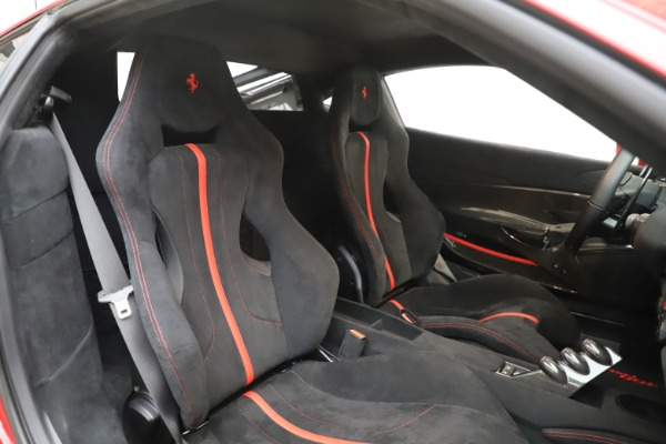 Used 2020 Ferrari 488 Pista for sale $469,900 at Pagani of Greenwich in Greenwich CT 06830 18