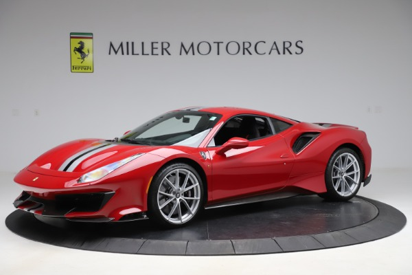 Used 2020 Ferrari 488 Pista for sale $469,900 at Pagani of Greenwich in Greenwich CT 06830 2