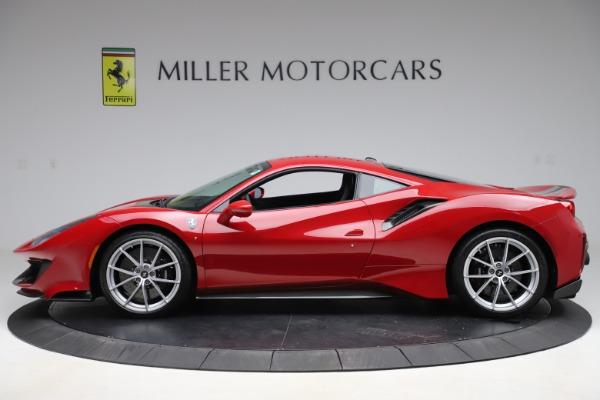 Used 2020 Ferrari 488 Pista for sale $469,900 at Pagani of Greenwich in Greenwich CT 06830 3