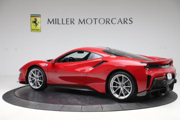 Used 2020 Ferrari 488 Pista for sale $469,900 at Pagani of Greenwich in Greenwich CT 06830 4