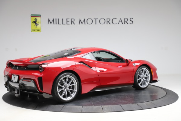 Used 2020 Ferrari 488 Pista for sale $469,900 at Pagani of Greenwich in Greenwich CT 06830 8