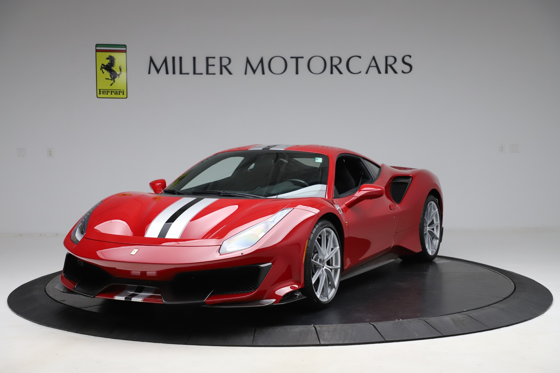 Used 2020 Ferrari 488 Pista for sale $469,900 at Pagani of Greenwich in Greenwich CT 06830 1