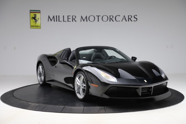 Used 2016 Ferrari 488 Spider for sale $242,900 at Pagani of Greenwich in Greenwich CT 06830 11