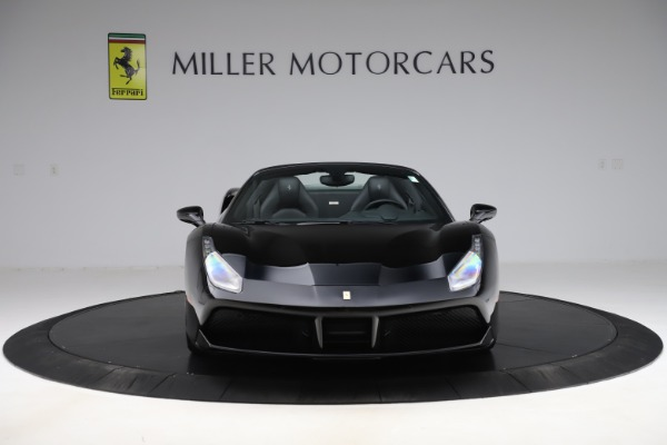 Used 2016 Ferrari 488 Spider for sale $242,900 at Pagani of Greenwich in Greenwich CT 06830 12