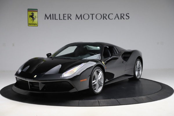 Used 2016 Ferrari 488 Spider for sale $242,900 at Pagani of Greenwich in Greenwich CT 06830 13