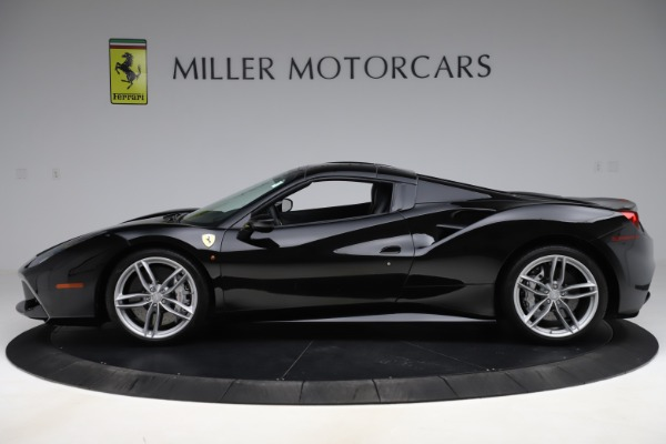 Used 2016 Ferrari 488 Spider for sale $242,900 at Pagani of Greenwich in Greenwich CT 06830 14