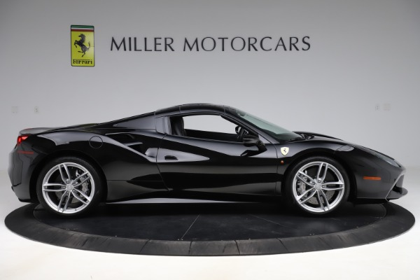 Used 2016 Ferrari 488 Spider for sale $242,900 at Pagani of Greenwich in Greenwich CT 06830 16