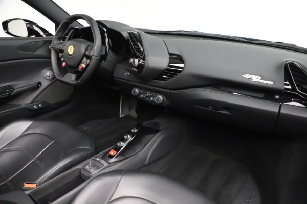 Used 2016 Ferrari 488 Spider for sale $242,900 at Pagani of Greenwich in Greenwich CT 06830 21