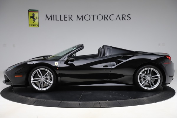 Used 2016 Ferrari 488 Spider for sale $242,900 at Pagani of Greenwich in Greenwich CT 06830 3