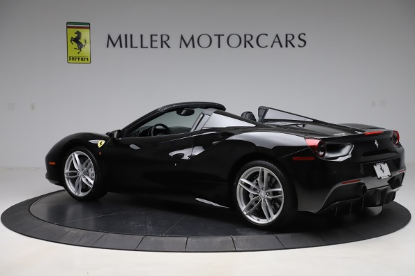 Used 2016 Ferrari 488 Spider for sale $242,900 at Pagani of Greenwich in Greenwich CT 06830 4