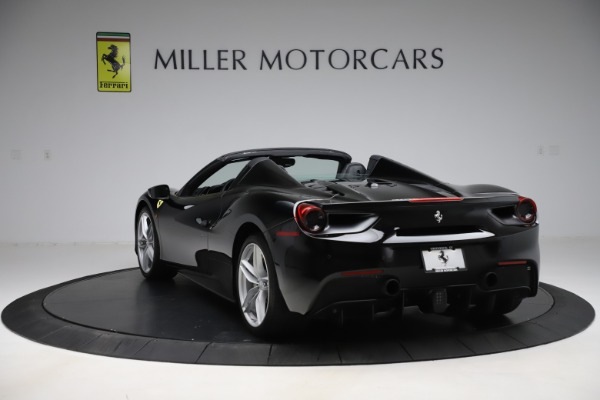 Used 2016 Ferrari 488 Spider for sale $242,900 at Pagani of Greenwich in Greenwich CT 06830 5