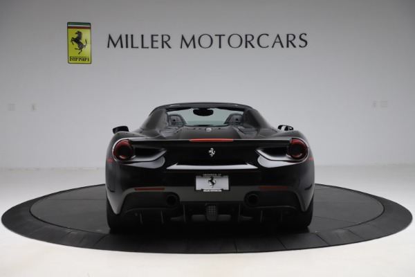 Used 2016 Ferrari 488 Spider for sale $242,900 at Pagani of Greenwich in Greenwich CT 06830 6
