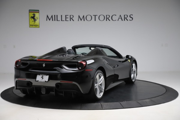 Used 2016 Ferrari 488 Spider for sale $242,900 at Pagani of Greenwich in Greenwich CT 06830 7
