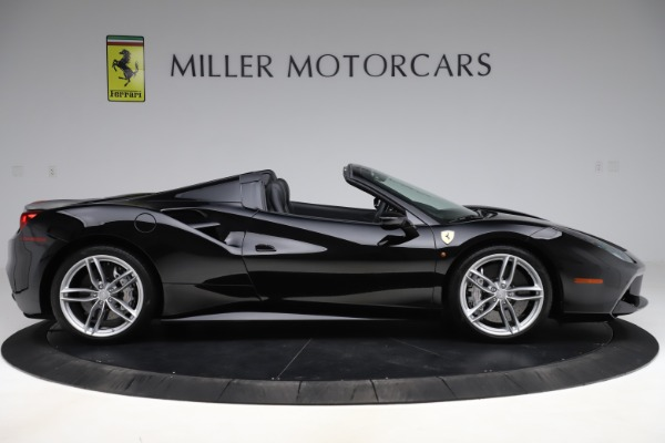 Used 2016 Ferrari 488 Spider for sale $242,900 at Pagani of Greenwich in Greenwich CT 06830 9