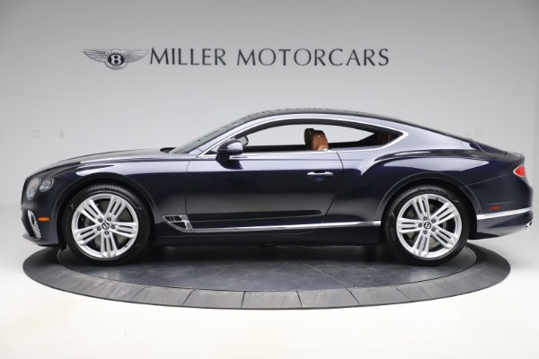 New 2020 Bentley Continental GT W12 for sale $260,770 at Pagani of Greenwich in Greenwich CT 06830 3