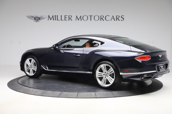 New 2020 Bentley Continental GT W12 for sale $260,770 at Pagani of Greenwich in Greenwich CT 06830 4
