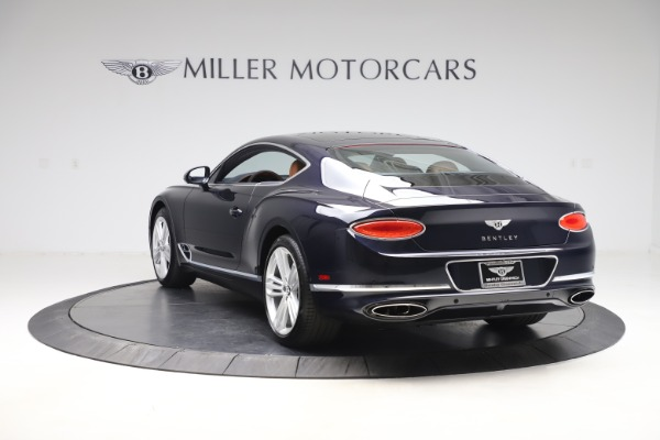 New 2020 Bentley Continental GT W12 for sale $260,770 at Pagani of Greenwich in Greenwich CT 06830 5