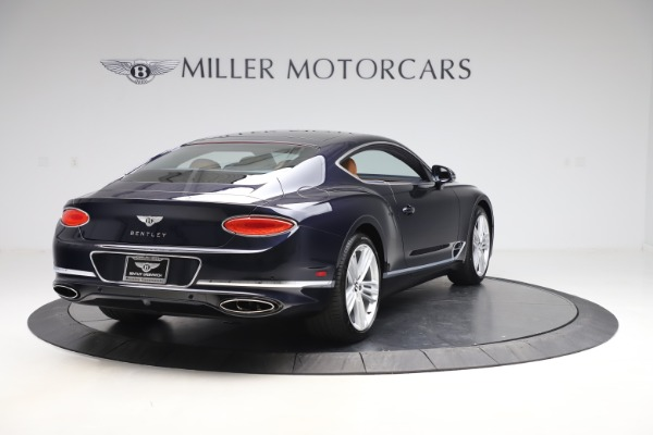 New 2020 Bentley Continental GT W12 for sale $260,770 at Pagani of Greenwich in Greenwich CT 06830 7