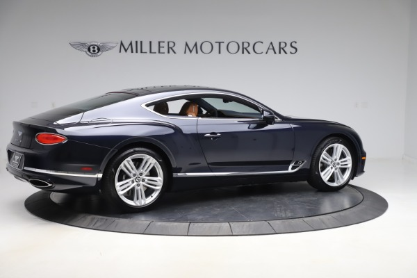 New 2020 Bentley Continental GT W12 for sale $260,770 at Pagani of Greenwich in Greenwich CT 06830 8