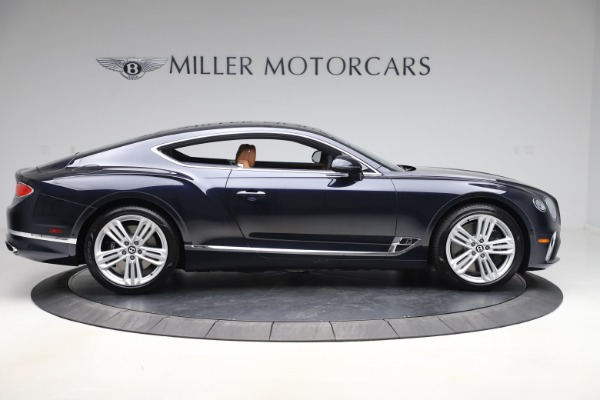 New 2020 Bentley Continental GT W12 for sale $260,770 at Pagani of Greenwich in Greenwich CT 06830 9