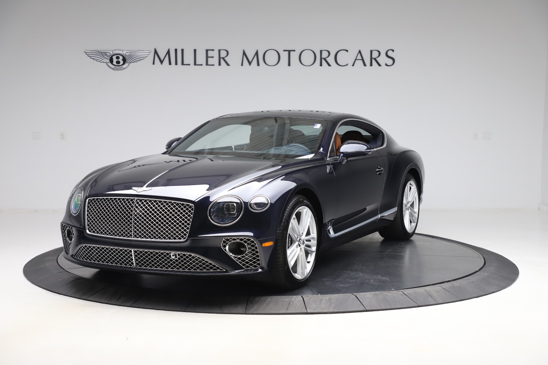 New 2020 Bentley Continental GT W12 for sale $260,770 at Pagani of Greenwich in Greenwich CT 06830 1
