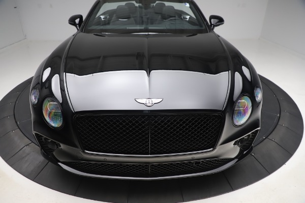 New 2020 Bentley Continental GTC V8 for sale Sold at Pagani of Greenwich in Greenwich CT 06830 19