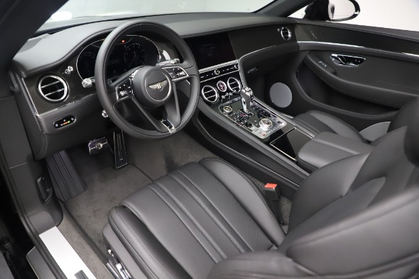 New 2020 Bentley Continental GTC V8 for sale Sold at Pagani of Greenwich in Greenwich CT 06830 24