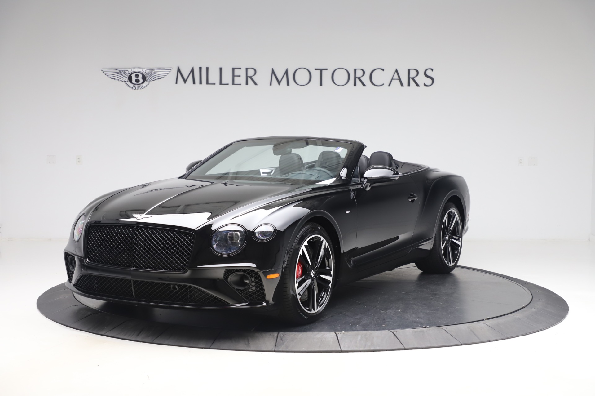 New 2020 Bentley Continental GTC V8 for sale Sold at Pagani of Greenwich in Greenwich CT 06830 1