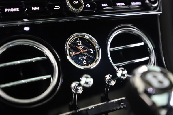 New 2020 Bentley Continental GT W12 for sale Sold at Pagani of Greenwich in Greenwich CT 06830 21