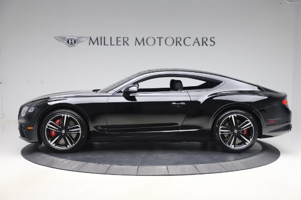 New 2020 Bentley Continental GT W12 for sale $274,090 at Pagani of Greenwich in Greenwich CT 06830 3